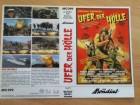 VHS - Cover - Ufer der Hölle
