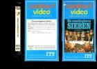 DIE UNSCHLAGBAREN SIEBEN - ITT Pappe VHS