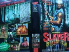 Slayer ... Don Swayze, Corey Feldman ...  Action - VHS !!
