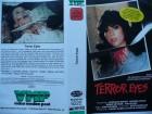 Terror Eyes ... Rachel Ward, Leonard Mann ... VMP - VHS !!