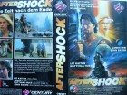 Aftershock ... Liz Kaitan, James Lew ...  Sci - Fi - VHS !!!