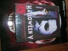 HALLOWEEN V RACHE DES MICHAEL MYERS DVD EDITION NEU OVP