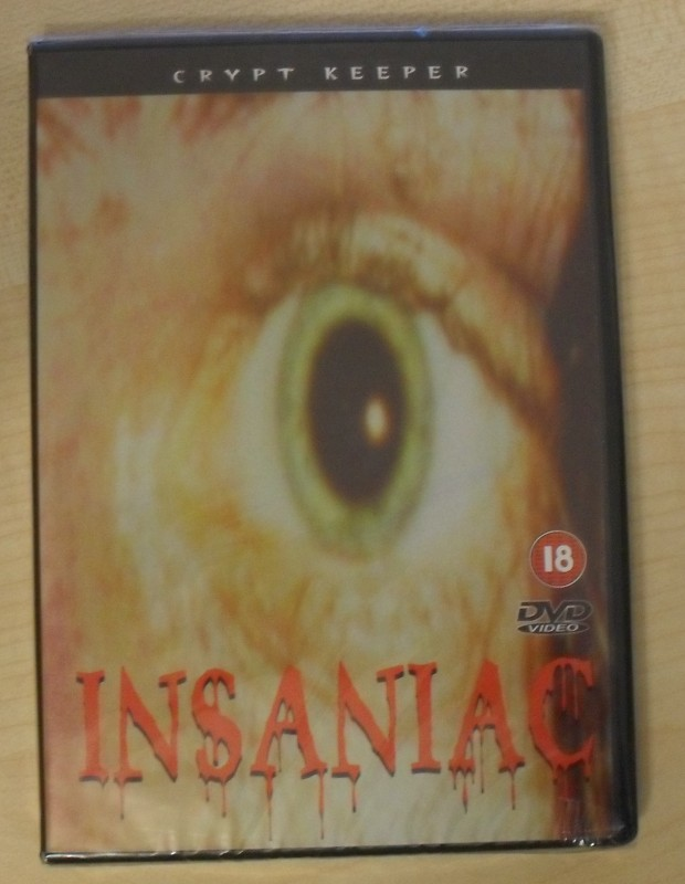 Insaniac - Full UNCUT Version Cryptkeeper UK