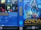 Genesis - Stadt der lebenden Toten ...  Horror -  VHS  !!
