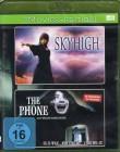 SKY HIGH + THE PHONE Blu-ray - 2 Top Asia Mystery Horror