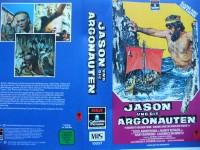 Jason und die Argonauten ... Todd Armstrong ...  VHS  !!