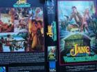 Jane und die verlorene Stadt ... Maud Adams ...  VHS !!!
