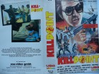 Kill - Point ... Richard Roundtree ...   Action -  VHS !!!