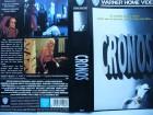 Cronos ... Ron Perlman, Federico Luppi .. Horror-  VHS !!!
