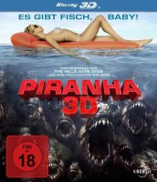 Piranha 3D [Blu-ray] (deutsch/uncut) NEU+OVP
