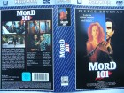 Mord 101 ... Pierce Brosnan  ... Thriller - VHS !!!