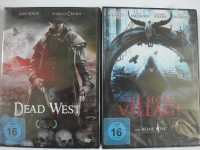 Dead West + The Secret Village - Horror Sammlung Paket