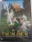 Excalibur - Ritter Tafelrunde, Arthur, Gral, Magier, Camelot