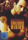 Tödliches Risiko - Christian Slater DVD OVP
