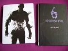 RESIDENT EVIL 6 STEELBOOK+ARTBOOK ohne Spiel