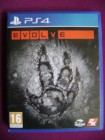 PS4 EVOLVE pegi