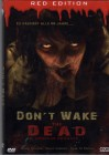 Don't wake the Dead kleine Buchbox