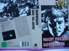 Nacht fiel über Gotenhafen ... Sonja Ziemann  ... VHS !!!