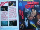 Blow Out ... John Travolta, Nancy Allen  ... VCL - VHS !!!