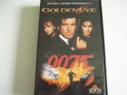 JAMES BOND 007 - GOLDENEYE - Pierce Brosnan VHS wie Neu