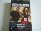 PROJEKT: PEACEMAKER George Clooney & Nicole Kidman VHS