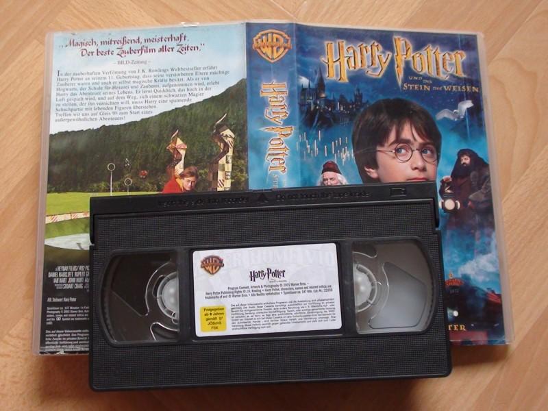 WARNER HOME VIDEO Harry Potter UND DER STEIN DER WEISEN