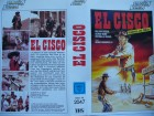 El Cisco ... William Berger  ...  Western - VHS !!!