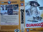 Django 2 ... Franco Nero ... VPS - VHS !!!