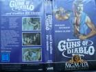 Guns of Diablo ... Charles Bronson ...  VHS !!