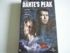 DANTE´S PEAK - Pierce Brosnan & Linda Hamilton VHS wie Neu