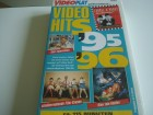 VIDEOPLAY PR�SENTIERT: VIDEO HITS 95 & 96  VHS wie Neu