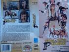 Pizza - Pater und Pistolen ... Mark Damon ... VHS !!!