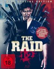 The Raid 1+2 Uncut Blu ray- 4Disc Steelbook Ed. - NEU&OVP
