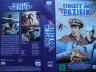 Einsatz im Pazifik ... Leonard Nimoy ...  VHS !!!