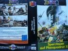 Sperrfeuer auf Planquadrat X  ...   Krieg - VHS !!!