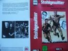 Stahlgewitter ... John Wayne, Anthony Quinn ...  VHS !!!