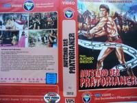 Aufstand der Prätorianer ... Giuliano Gemma ...  VHS !!