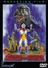 GODZILLA GEGEN MEGALON - Toho - Kaiju - Marketing - DVD