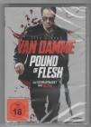 Pound Of Flesh - Van Damme - neu in Folie - uncut!!