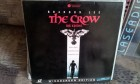 The Crow die Krähe Pal Deutsch Laserdisc