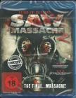 SAW MASSACRE 2-Stirb in Zeitlupe - Blu Ray - FSK 18 - Uncut