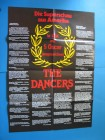 orig.  showplakat plakat für ? THE DANCERS 5 oscars