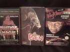 3 VHS Raritäten