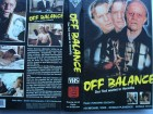 Off Balance - Der Tod wartet in Venedig  ... VHS !!!