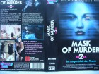 Mask of Murder 2 ... Drew Barrymore ... VHS !!!