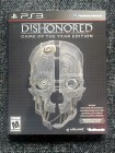 *NEU* PS3 Dishonored Game Of The Year GOTY US PlayStation 3