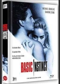 84: BASIC INSTINCT (Blu-Ray+DVD) (2Discs) Cover A Mediabook