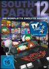 SOUTH PARK (Serie) STAFFEL/SEASON 12  - 3 DVD