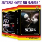 # SUCCUBUS gr. DVD Hartbox ARTHOUSE HORROR MINDFUCK deutsch