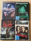 ZOMBIE SAMMLUNG: I Sell the Dead+Quarant�ne - 4xDVD